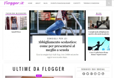 flogger - italian fashion bloggers