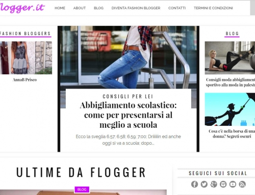 Flogger – Italian Fashion Bloggers