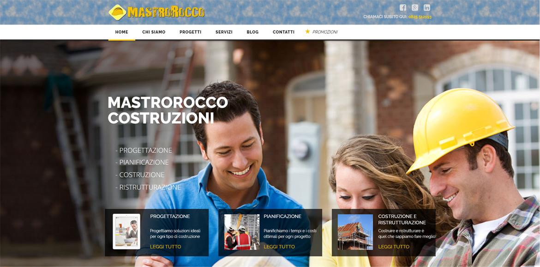 sito web mastrorocco costruzioni