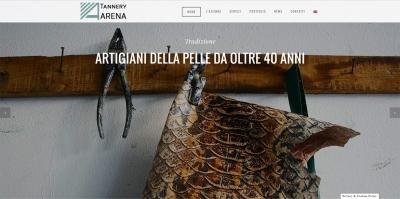 sito web tannery arena