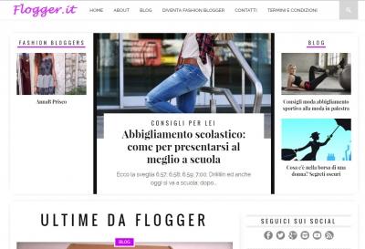 flogger - italian fashion bloggers